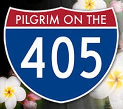 Pilgrim on the 405